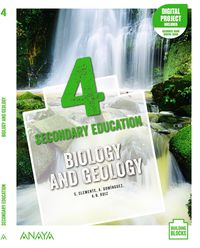 ESO 4 - BIOLOGY AND GEOLOGY - BUILDING BLOCKS