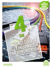 ESO 4 - TECNOLOGIAS INFORMACION Y COMUNICACION (AND) - SUMA PIEZAS