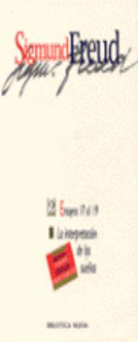 OBRAS COMPLETAS - FREUD 2 (ENSAYOS 17-19)