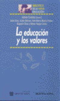 La educacion y los valores - J. Gray Adela Cortina