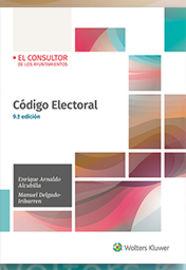 (9 ED) CODIGO ELECTORAL