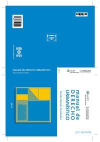 MANUAL DE DERECHO URBANISTICO (22ª ED)