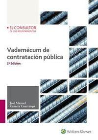 (2 ED) VADEMECUM DE CONTRATACION PUBLICA