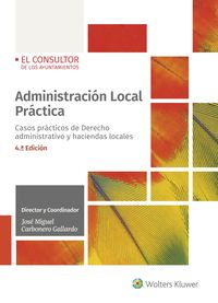(4 ED) ADMINISTRACION LOCAL PRACTICA