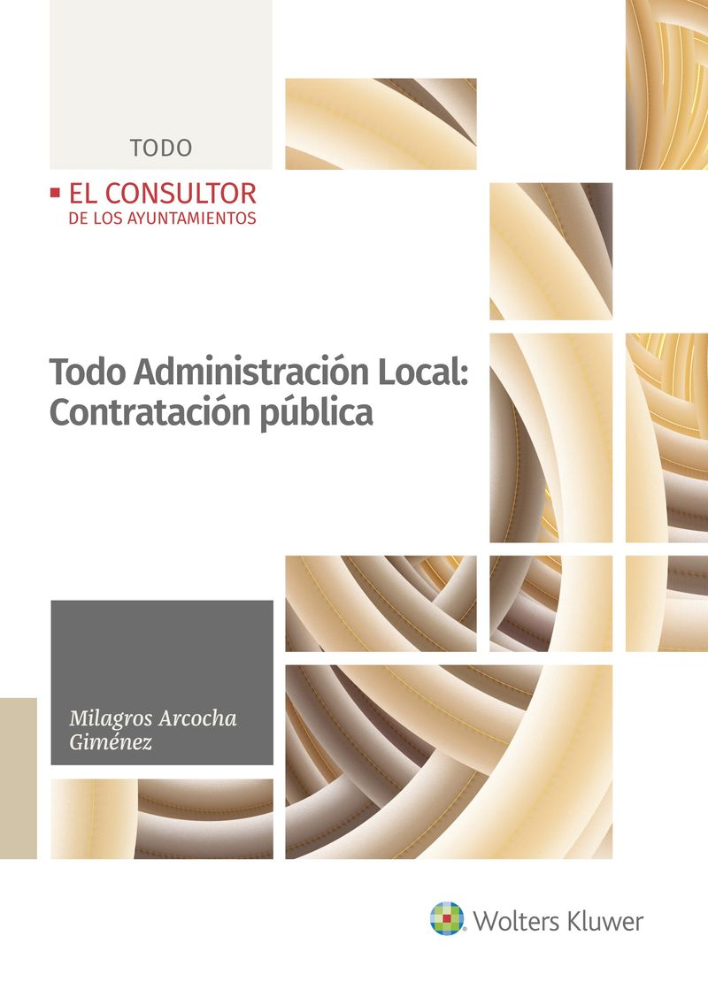 TODO ADMINISTRACION LOCAL: CONTRATACION PUBLICA
