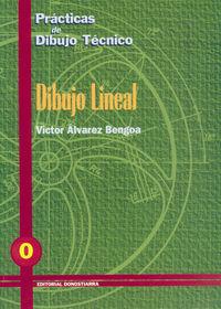 PRAC. DIBUJO TECNICO 0 - DIBUJO LINEAL
