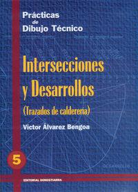 PRAC. DIBUJO TECNICO 5 - CALDERERIA