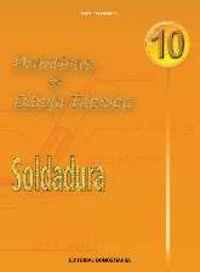 PRAC. DE DIBUJO TECNICO 10 - SOLDADURA