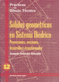 PRAC. DIBUJO TECNICO 12 - SOLIDOS GEOMETRICOS . ..