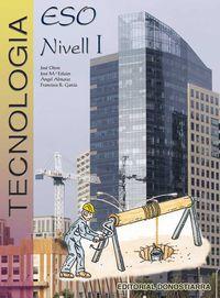 ESO 1 / 2 - TECNOLOGIA NIVELL I