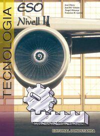 ESO 1 / 2 - TECNOLOGIA NIVELL II