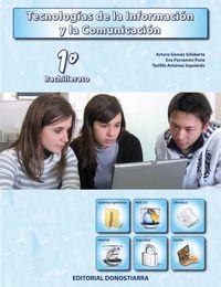 Bach - Tecnologias De La Informacion Y Comunicacion - Aa. Vv.