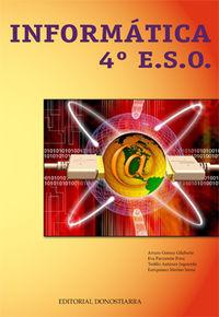 ESO 4 - INFORMATICA