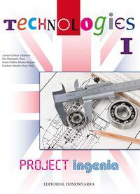 ESO 1 / 2 - TECHNOLOGIES I - INGENIA