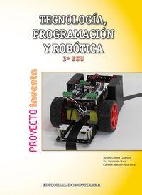 ESO 3 - TECNOLOGIA, PROGRAMACION Y ROBOTICA - INVENTA