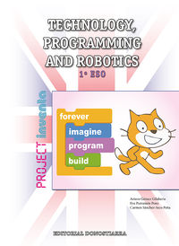 ESO 1 - TECNOLOGIA (INGLES) - TECHNOLOGY, PROGRAMMING AND ROBOTICS - INVENTA
