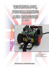 ESO 3 - TECNOLOGIA (INGLES) - TECHNOLOGY, PROGRAMMING AND ROBOTICS - INVENTA