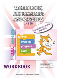 ESO 1 - TECNOLOGIA CUAD. (INGLES) - TECHNOLOGY, PROGRAMMING AND ROBOTICS WB - INVENTA