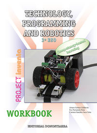 ESO 3 - TECNOLOGIA CUAD. (INGLES) - TECHNOLOGY, PROGRAMMING AND ROBOTICS WB - INVENTA