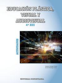 Eso 4 - Plastica Visual Actividades - Aa. Vv.