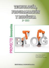 ESO 2 - TECNOLOGIA PROGRAMACION Y ROBOTICA INVENTA