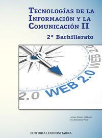 BACH 2 - TECNOLOGIA INFORMACION Y COMUNICACION II
