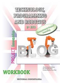 Eso 2 - Technology Programming And Robotics Inventa Wb - Aa. Vv.