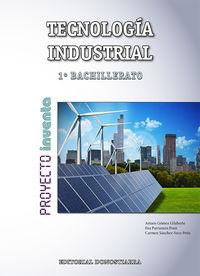 BACH 1 - TECNOLOGIA INDUSTRAL - INVENTA