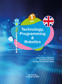 ESO 1 - TECHNOLOGY, PROGRAMMING AND ROBOTIC (MAD) - INVENTA PLUS