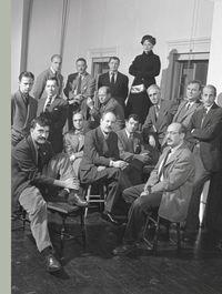 IRASCIBLES, LOS: PINTORES CONTRA EL MUSEO (NUEVA YORK, 1950)