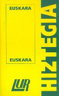 LUR HIZTEGIA (TXIKIA) EUSKARA / EUSKARA