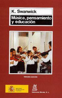 musica, pensamiento y educacion - Keith Swanwick