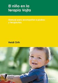 Niño En La Terapia Vojta, El - Manual Para Acompañar A Padres Y Terapeutas - Heidi Orth