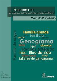 Genograma, El - Un Viaje Por Las Interacciones Y Juegos Familiares - Marcelo R. Ceberio