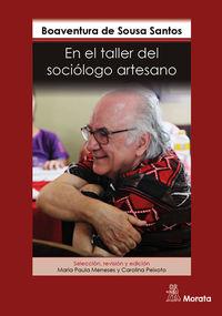 EN EL TALLER DE SOCIOLOGO ARTESANO