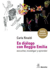 EN DIALOGO CON REGGIO EMILIA - ESCUCHAR, INVESTIGAR Y APRENDER