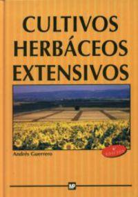 CULTIVOS HERBACEOS EXTENSIVOS