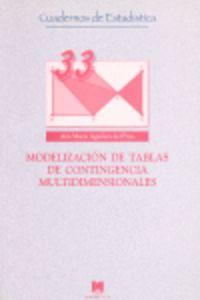 MODELIZACION DE TABLAS DE CONTINGENCIA MULTIDIMENSIONALES