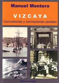VIZCAYA - CONVULSIONES Y CONMOCIONES SOCIALES