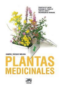 plantas medicinales - Gabriel Vazquez Molina