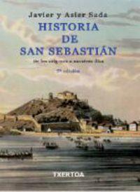 HISTORIA DE SAN SEBASTIAN