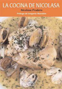 Cocina De Nicolasa, La (21ª Ed) - Nicolasa Pradera