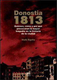 Donostia 1813 - Iñaki Egaña