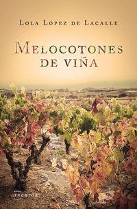MELOCOTONES DE VIÑA