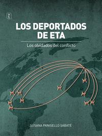 Los deportados de eta - Susana Panisello Sabate