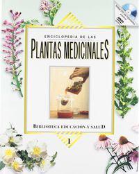 ENCICLOPEDIA DE LAS PLANTAS MEDICINALES (2 VOLS. )
