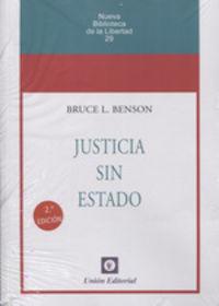 (2 ED) JUSTICIA SIN ESTADO