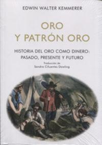 ORO Y PATRON ORO