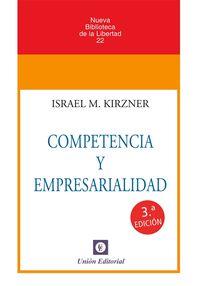 (3 ED) COMPETENCIA Y EMPRESARIALIDAD