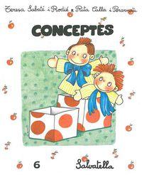 CONCEPTES 6